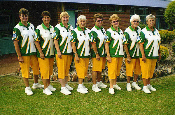 domino Bowls Wear supplies club colours for your Lawn Bowls Club